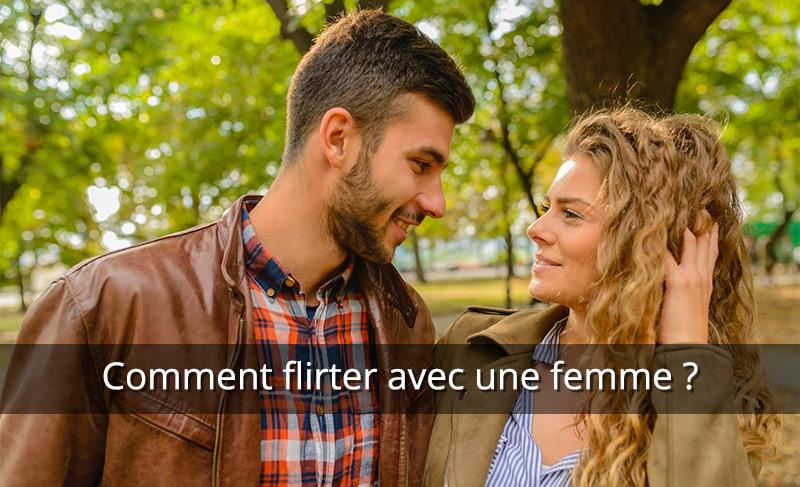 Technique de flirt femme sexe libre