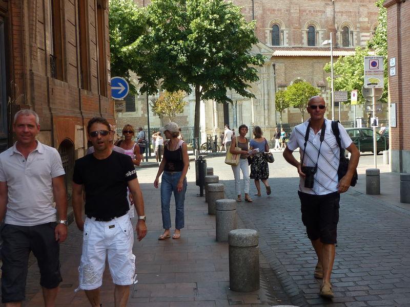 Rencontres à Turin jacques