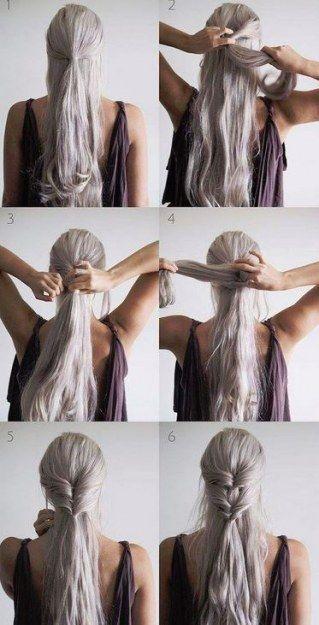 Solitaire 3D maman comics cheveux cherchant