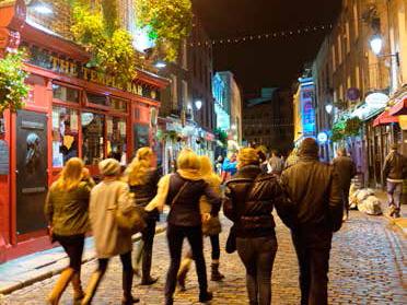 Agences matrimoniales à Dublin sensible