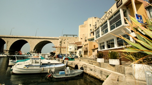 Rencontre à Marseille avec sa muse