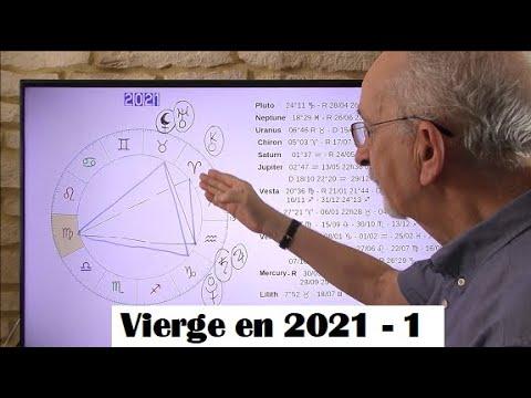 Vierge histoire solitaire 2021 dans août